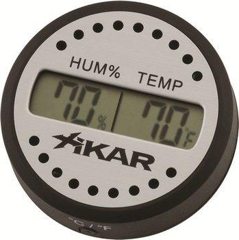 Xikar igrometro digitale rotondo foto 100