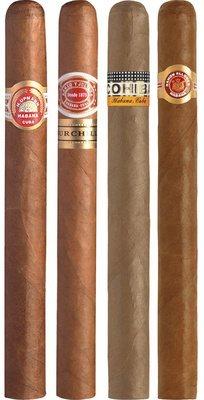 Zigarren Probiersets / Sampler Zigarrensampler Churchill