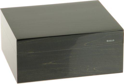 Siglo Humidor dimensione S 50 grigio scuro