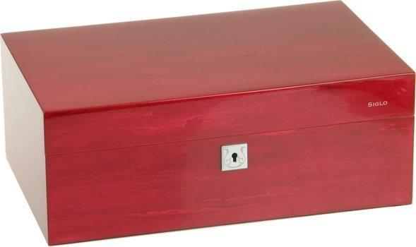 Siglo Humidor dimensione M 75 rosa