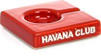 Havana Club Solito Portacenere Rosso