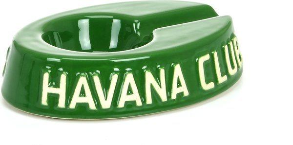 Havana Club Egoista Portacenere Verde