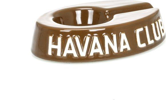 Havana Club Egoista Portacenere Marrone