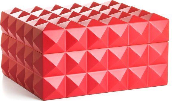 Colibri Quasar Umidor rosso 50-75 Sigari - edizione limitata