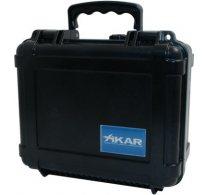 Xikar humidor da viaggio in plastica 30-50