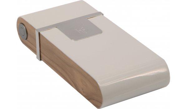HF Barcelona W humidor tascabile bianco