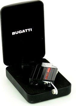 Bugatti Accendino Double Jet nero