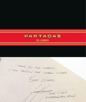 Libro: Partagás: Das Buch / Le Livre de Amir Saarony (DE / FR edizione bilingue)