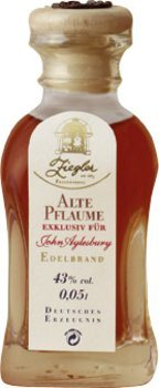 Ziegler Old Plum Brandy John Aylesbury Exclusive 4x50mL