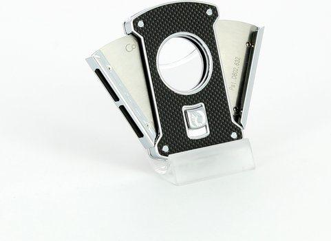 Colibri 'Slice' carbonio nero 24mm