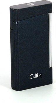 Colibri Voyager blu scuro metallizzato / cromato lucidato