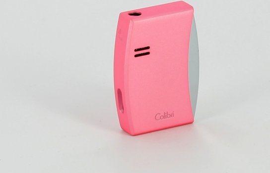 Colibri Eclipse metallizzato rosa satinato / cromato lucidato