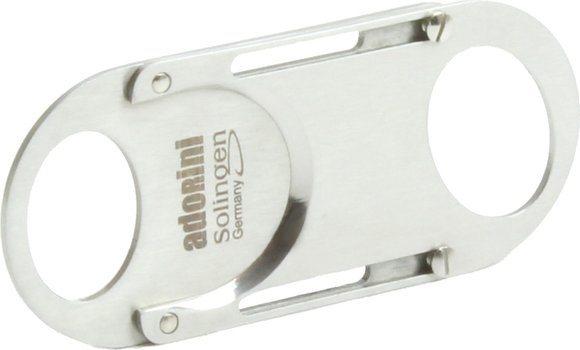Taglierina sottile Adorini in argento - acciaio inossidabile