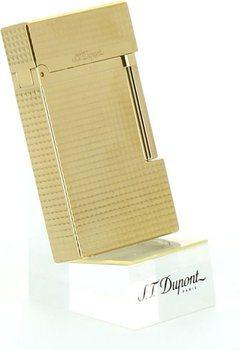 S.T.Dupont Ligne 2 16284 laccato oro carré