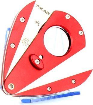 Xikar 1 tagliasigari a doppia lama - Xi 1 rosso