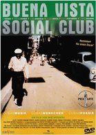 dvd Buena Vista Social Club tedesco